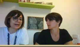 Magda Ramunni e Chiara Pagnozzi
