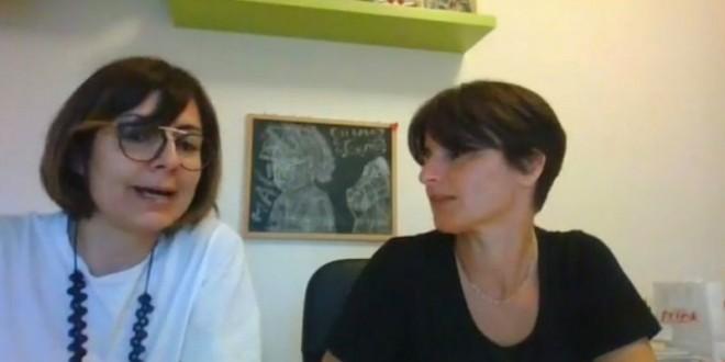 Chiara Pagnozzi e Magda Ramunni condurranno le dirette facebook del giovedì di Oggiconversano