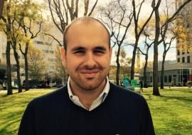 Il dott. Giuseppe Lofano, conversanese di 33 anni, vive a Washington da due anni dove svolge l'attività di ricercatore presso una casa farmaceutica