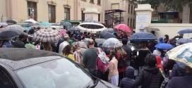 Assembramenti fuori dalle scuole, affidamento di 5mila euro a ditta privata