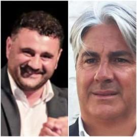 Da sinistra: Carlo Gungolo e Vito Cerri
