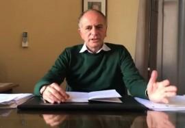 Il sindaco Giuseppe Lovascio
