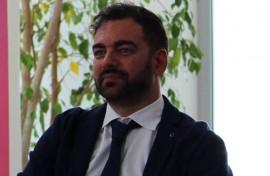 l'ing. Alessandro De Robertis, project manager della Villa Nazareth (RSA) di Ostuni
