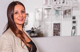 La dott.ssa Giulia Pascale, commerciante e referente Confcommercio di Conversano