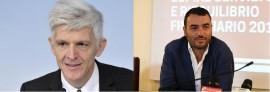 Da sinistra Massimo Bray e Alessandro Delli Noci