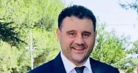 Carlo Gungolo, presidente del Consiglio Comunale