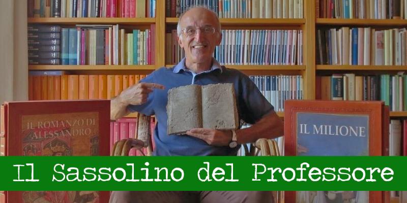 il sassolino del professore verde