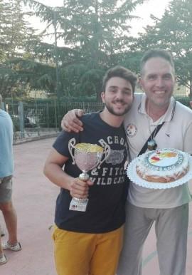 Angelo Cipollino e Giuseppe Di Vagno