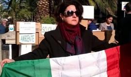 Serena Perrone, coordinatrice del circolo Fratelli d'Italia di Conversano