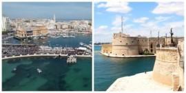 Bari e Taranto finaliste per Città della Cultura 2022