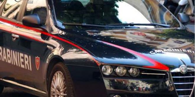 Aggredisce la compagna e custodisce droga: arrestato dai Carabinieri