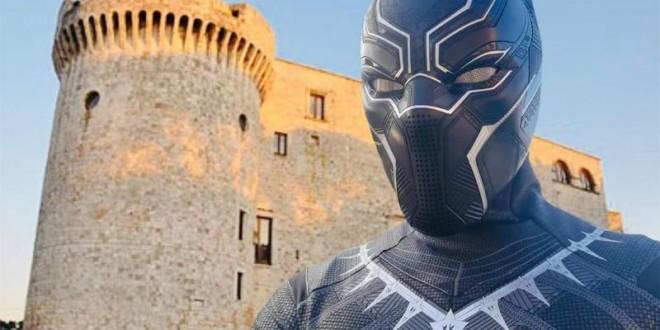 Gianni Liuzzi, il supereroe che regala sorrisi ai bambini che soffrono