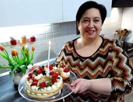 La web-chef Graziella Giannuzzi