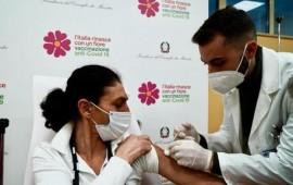 Vax Day: prima vaccinata Puglia