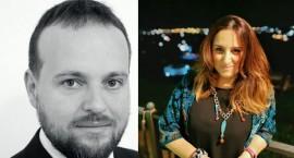 Alessandro Iacovazzi (segretario PSI COnversano) e Pamela Fanelli (responsabile comunicazione PSI Conversano)