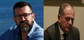 Da sinistra: il prof. Adolfo Marciano e il sindaco di Conversano Giuseppe Lovascio