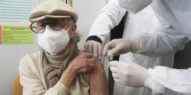 Nuove indicazioni operative della Regione sulle vaccinazioni per soggetti fragili e domiciliari, date e modalità