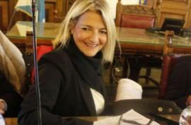 L'assessore all'Ambiente della Regione Puglia Anna Grazia Maraschio
