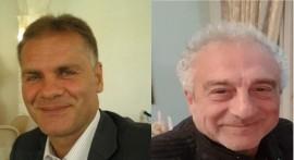 Vito Belvito (presidente Fratres) e Angelo De Leonardis (presidente Avis)