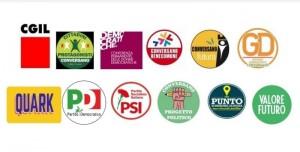 I partiti e movimenti che hanno richiesto un incontro urgente all'assessore regionale all'Ambiente Maraschio