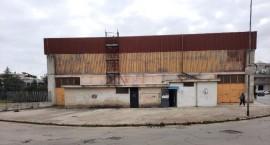 """Il Campo """"Castellaneta"""", ex Campo Pineta, che sarà attrezzato come hub vaccinale di Conversano"""