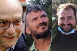 Fabio Modesti, Vito La Ghezza, Benny Nardelli