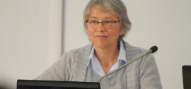 Suor Jolanda Kafka, Presidente dell'Unione Internazionale delle Superiore Generali