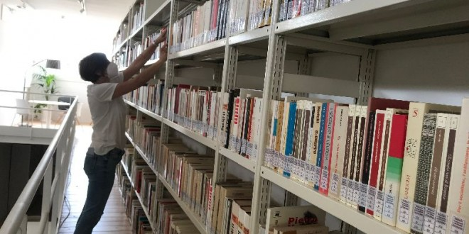 Apre la biblioteca di comunità in San Benedetto, Conversano si arricchisce di un luogo di cultura