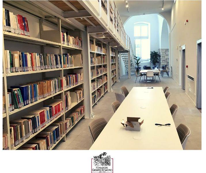 La Comunity Library -  San Bendetto - Conversano  Foto: Fondazione Di Vagno