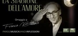 """""""La stagione dell'amore"""", omaggio a Franco Battiato in piazza Battisti tra riflessioni, letture, musica e danza"""