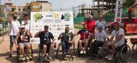 """La disabilità non è un limite. Ciccio Magistà: """"Ho praticato calcetto, nuoto, basket e adesso tennis in carrozzina"""""""